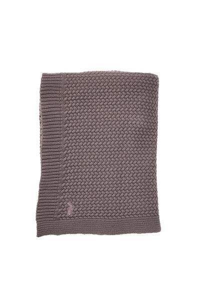 Mies & Co wieg deken rosewood