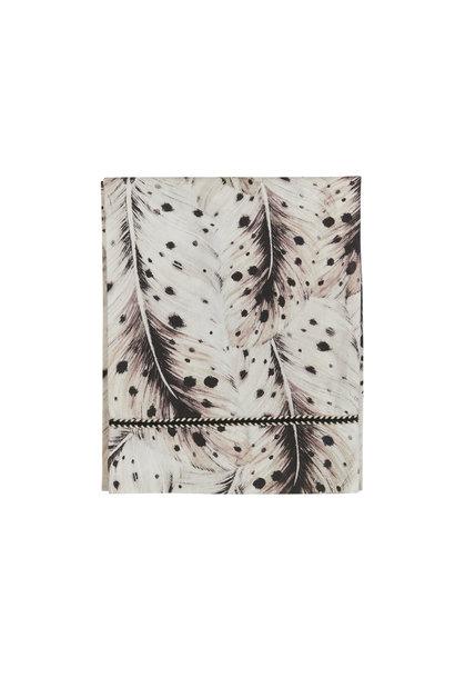 Mies & Co wieg laken feathers
