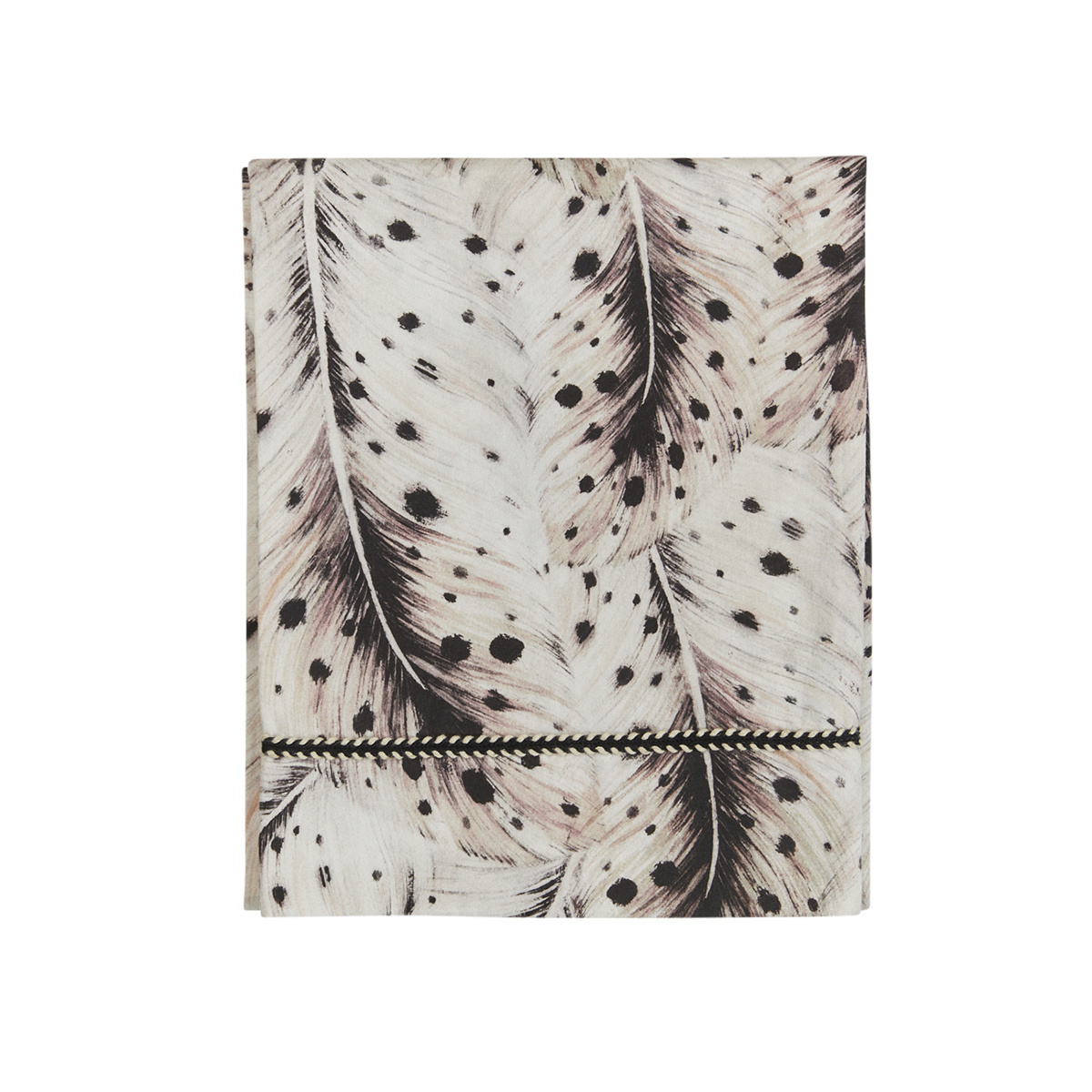 Mies & Co wieg laken feathers-1