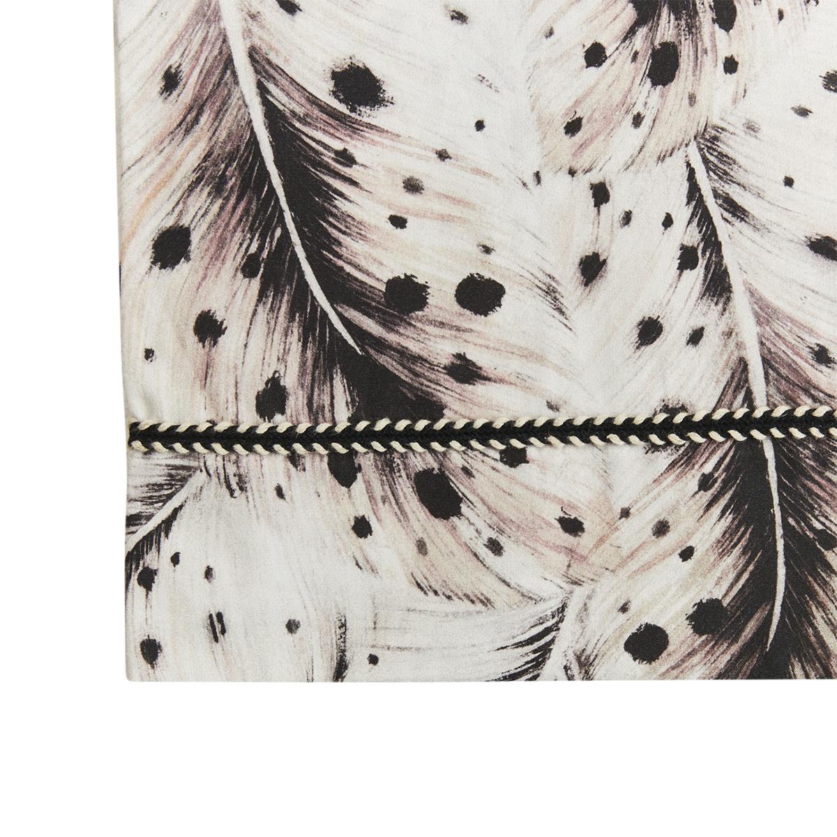 Mies & Co ledikant laken feathers-1