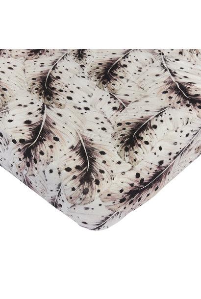 Mies & Co ledikant hoeslaken feathers