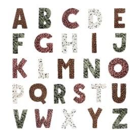 vanPauline foam letters groen-1