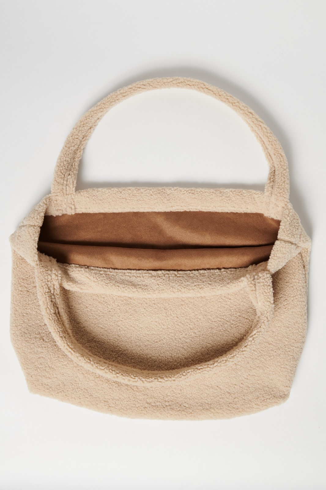 Studio Noos mom bag teddy ecru-4