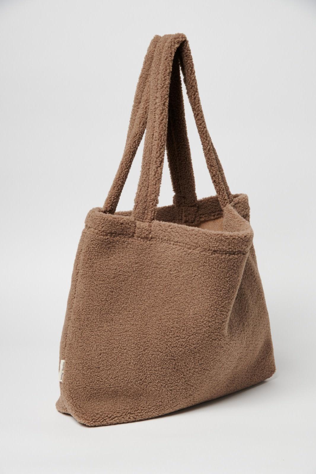Studio Noos mom bag teddy bruin-2