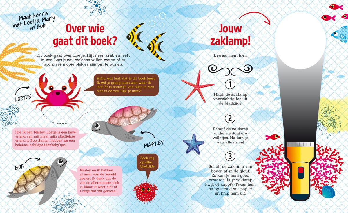Zaklampboek - speuren in het water-2