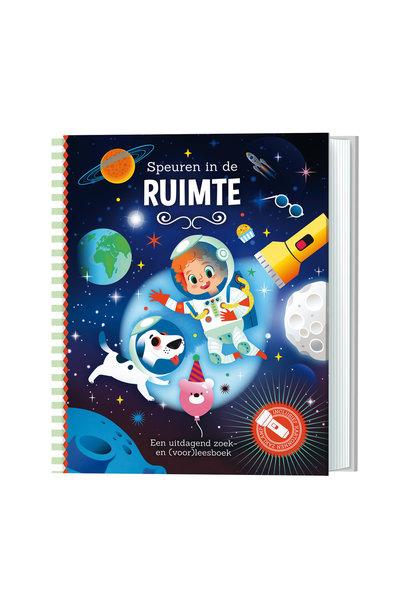 Zaklampboek - speuren in de ruimte