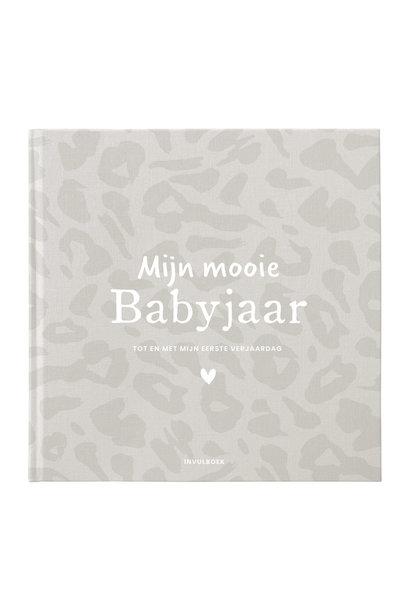 Invulboek mijn babyjaar - Leo