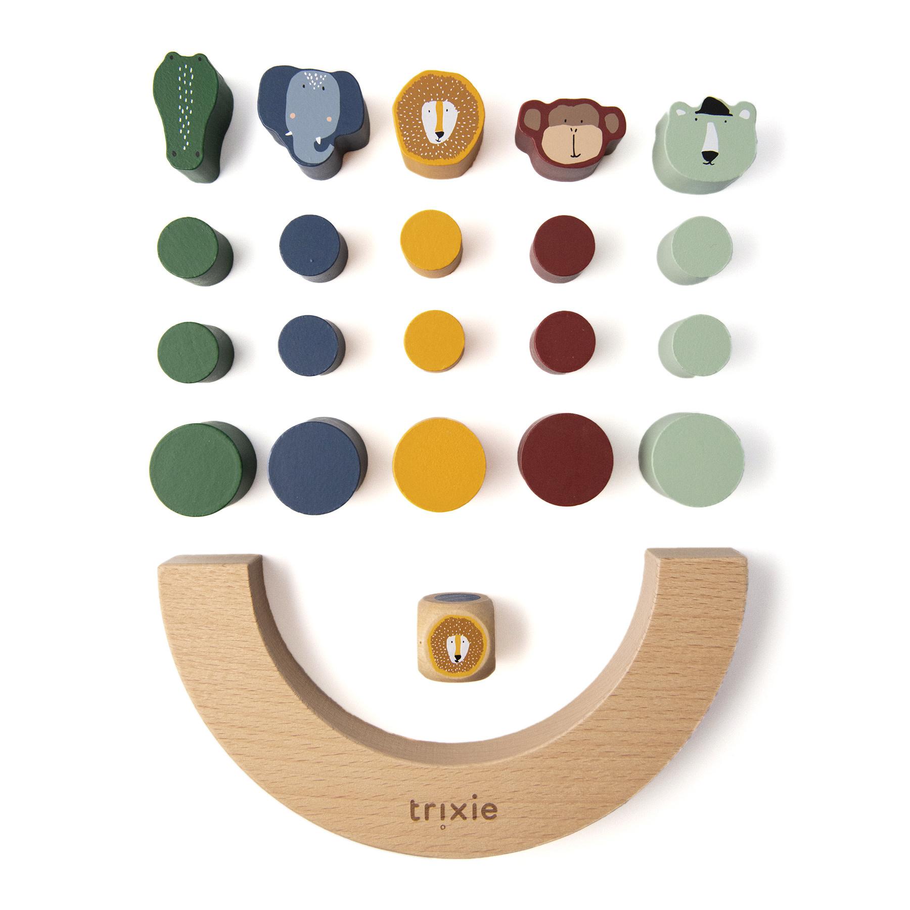 Trixie Houten balanceer spel-2