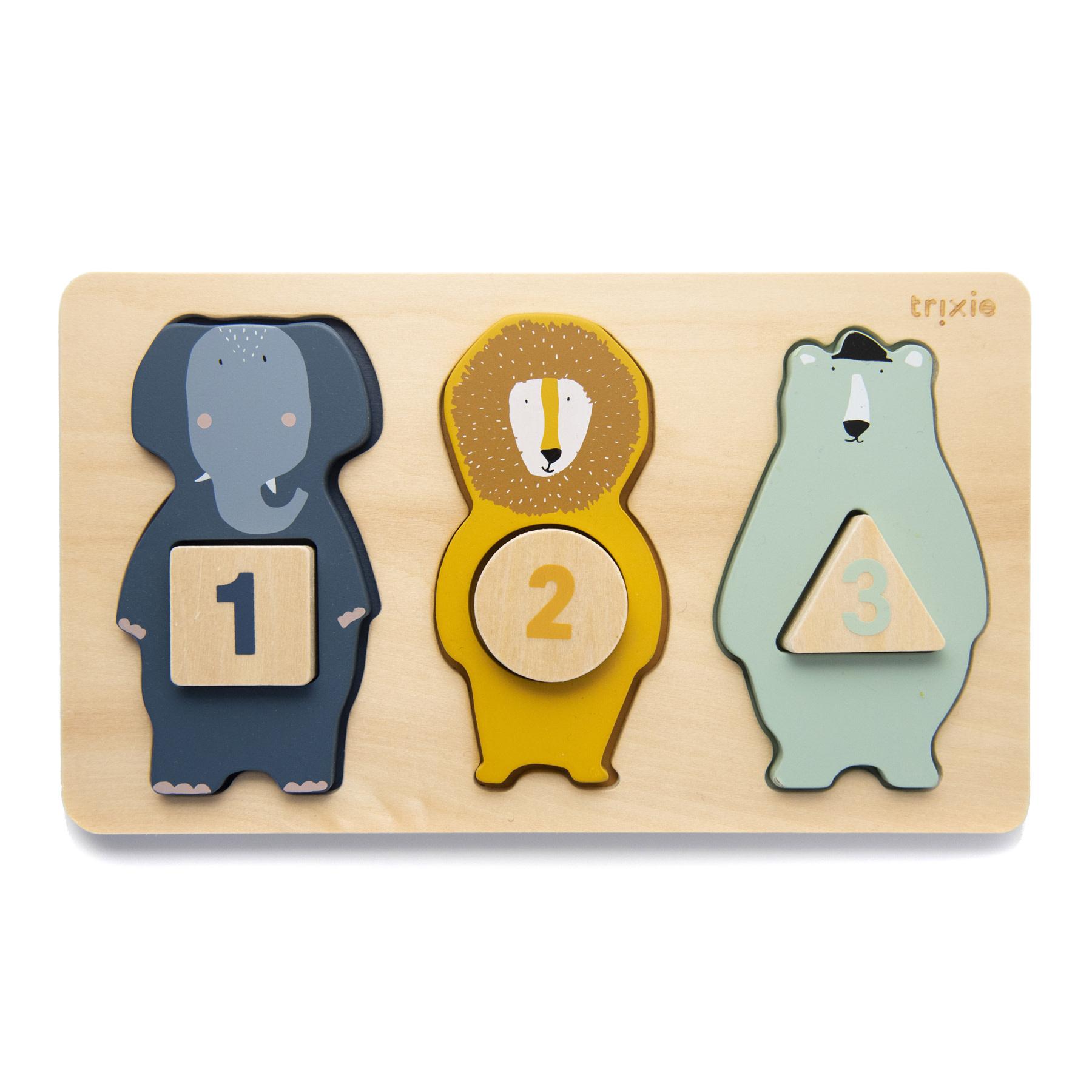 Trixie houten puzzel-3