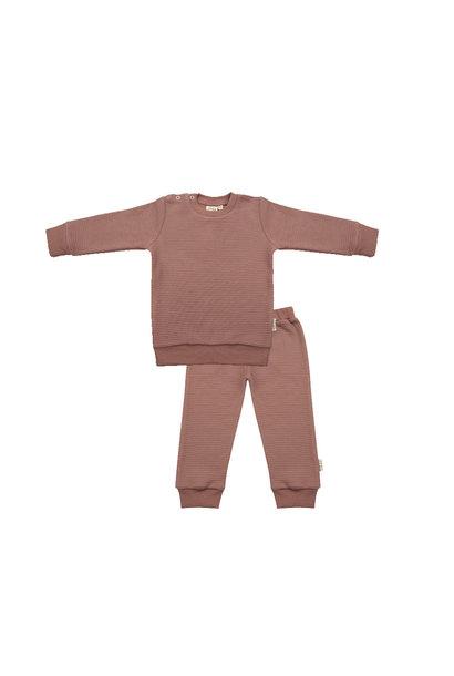 Little Indians pyjama burlwood