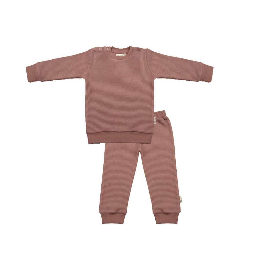 Little Indians pyjama burlwood-1