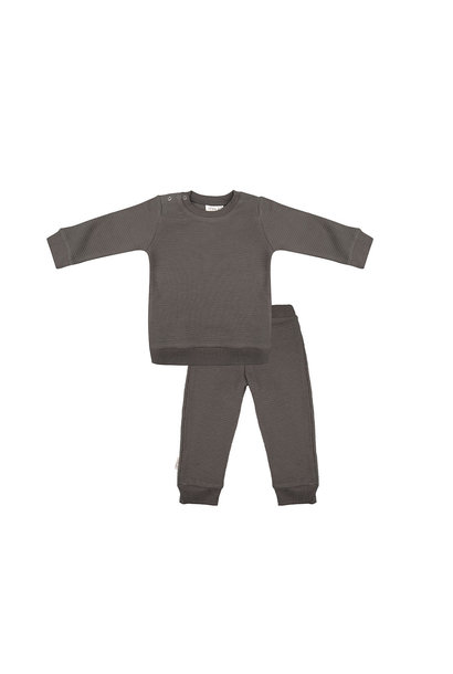 Little Indians pyjama dusty olive