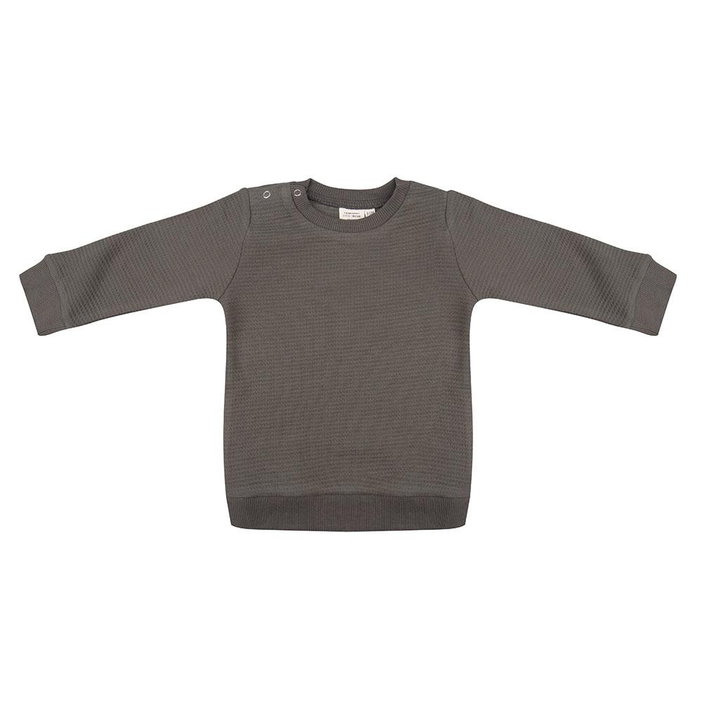 Little Indians pyjama dusty olive-2