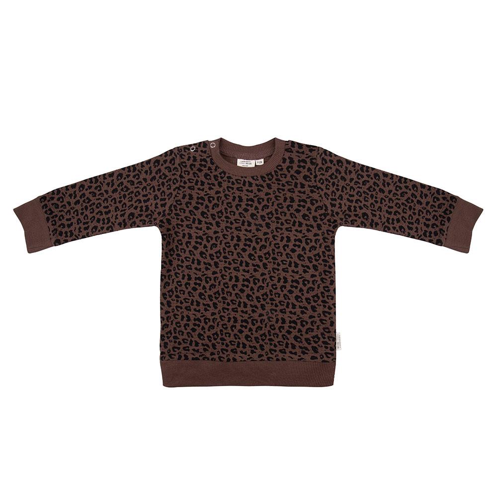 Little Indians pyjama leopard-2