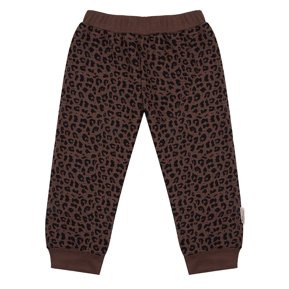 Little Indians pyjama leopard-3