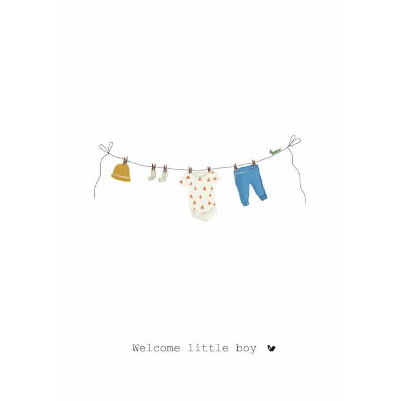 Nadine's illustraties welcome little boy-1