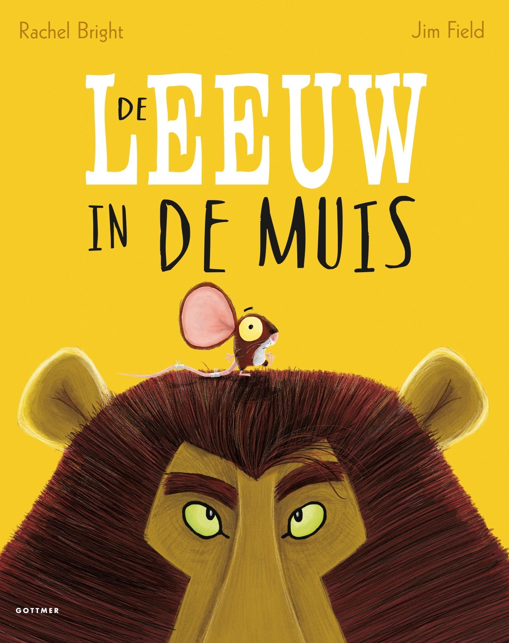 Boek - de leeuw in de muis-1