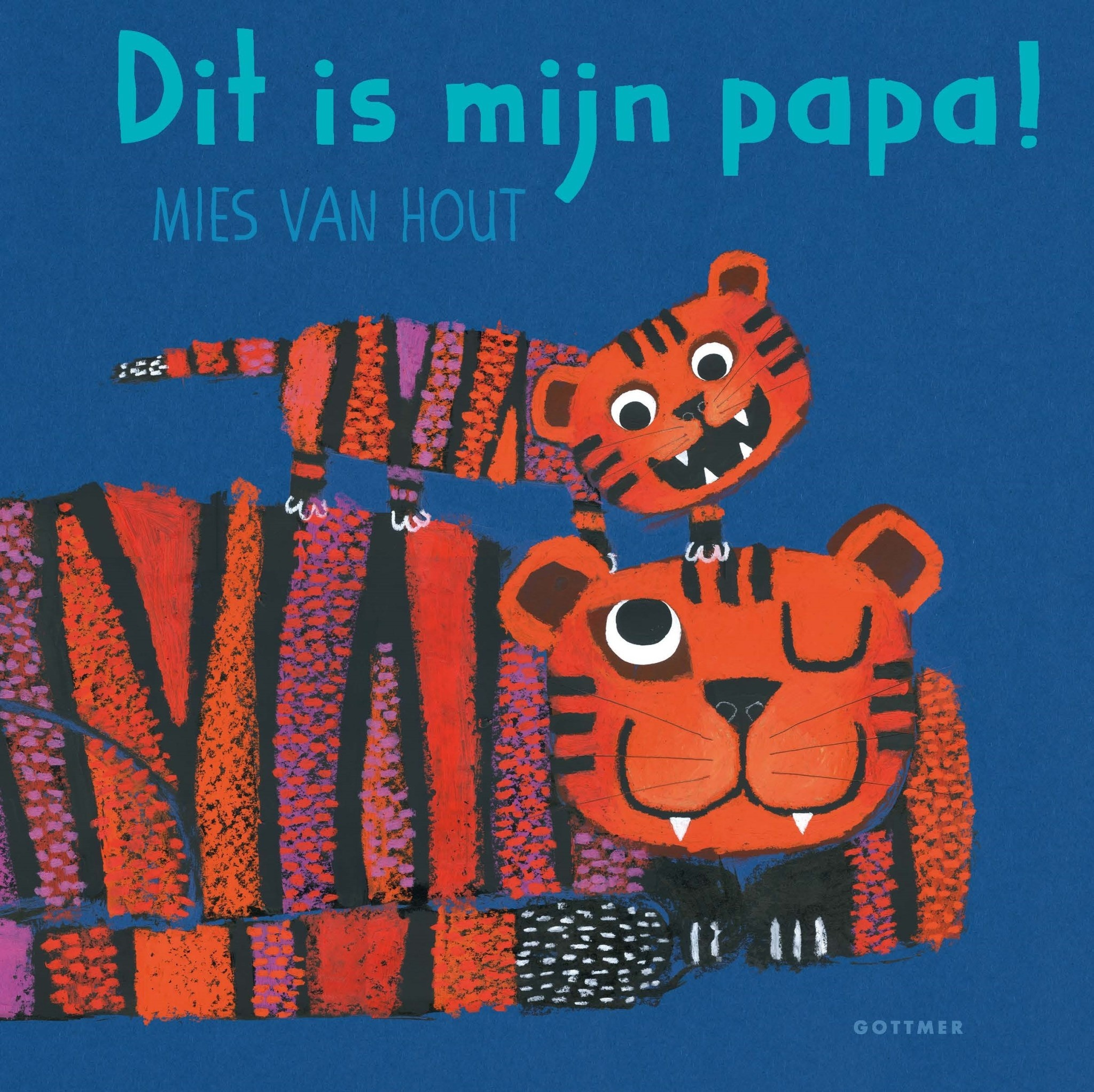 Boek - dit is mijn papa!-1