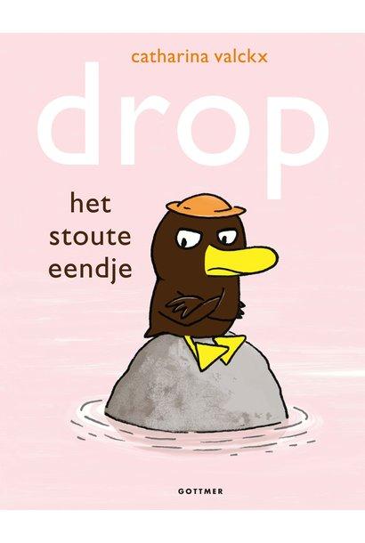Boek - Drop, het stoute eendje