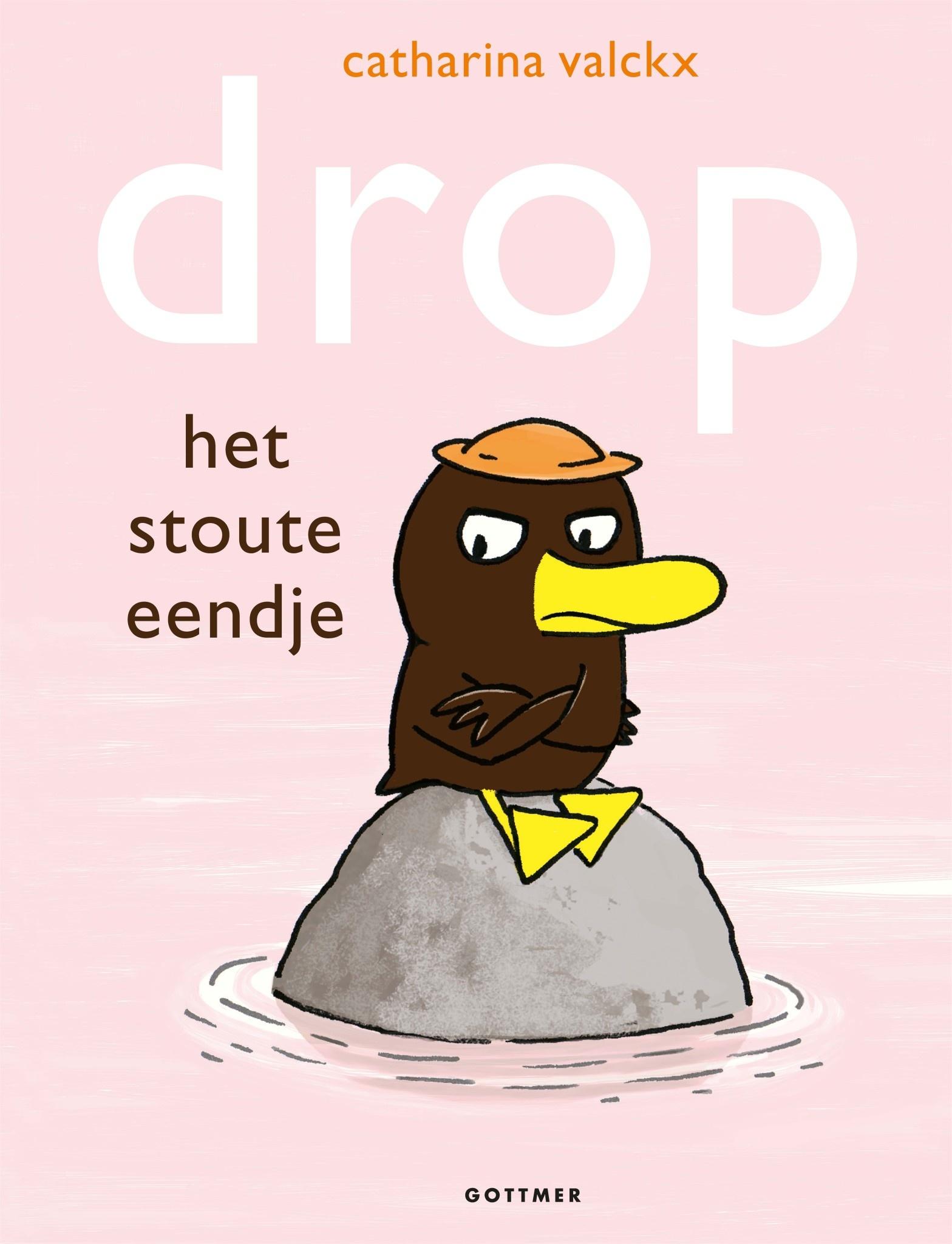 Boek - Drop, het stoute eendje-1