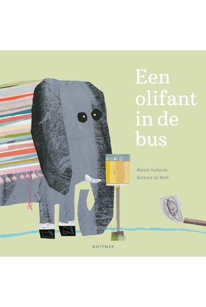 Boek - Een olifant in de bus