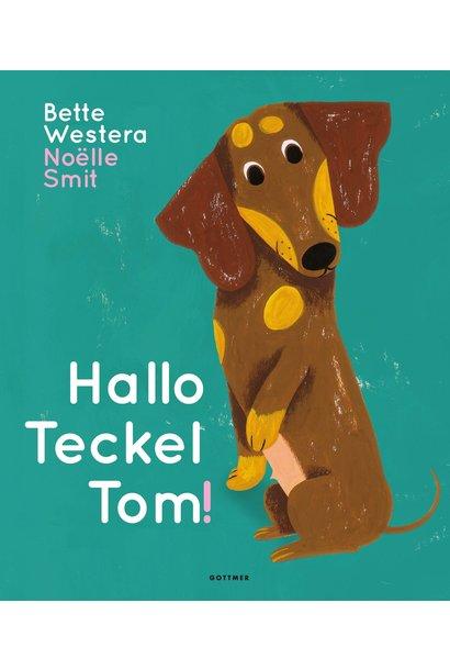 Boek - Hallo teckel Tom
