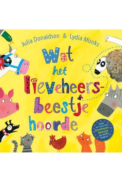 Boek - wat het lieveheersbeestje hoorde
