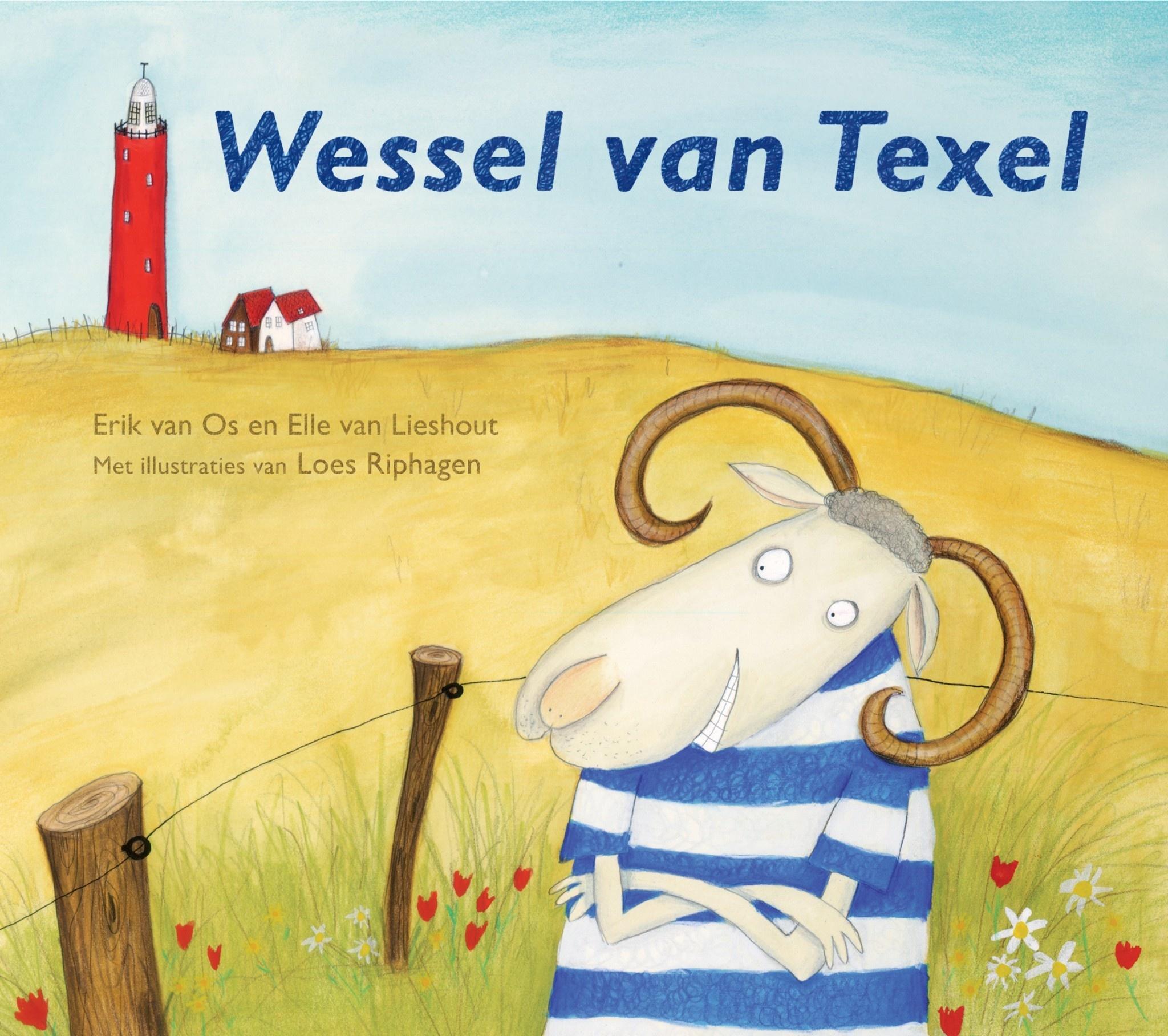 Boek - Wessel van Texel-1