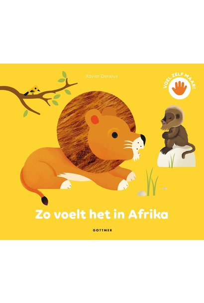 Boek - zo voelt het in Afrika