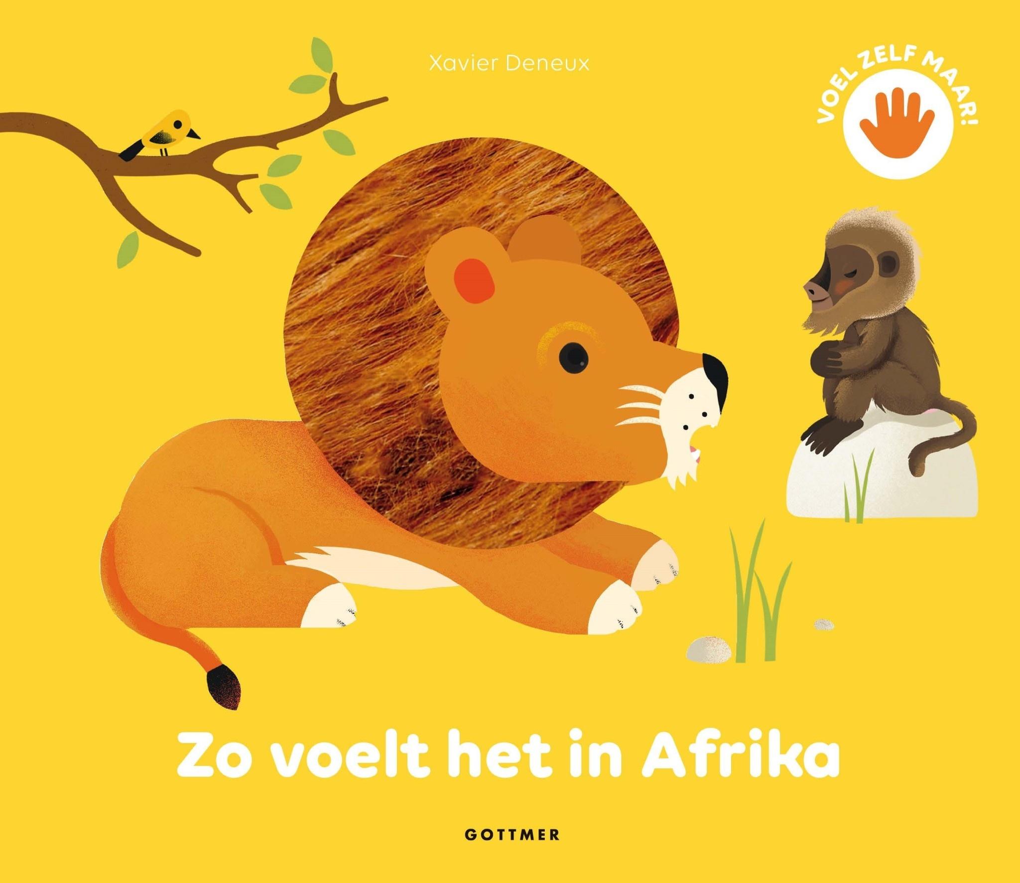 Boek - zo voelt het in Afrika-1