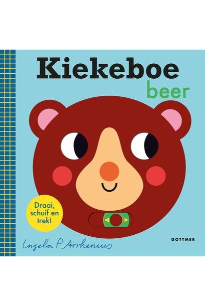 Boek- kiekeboe beer