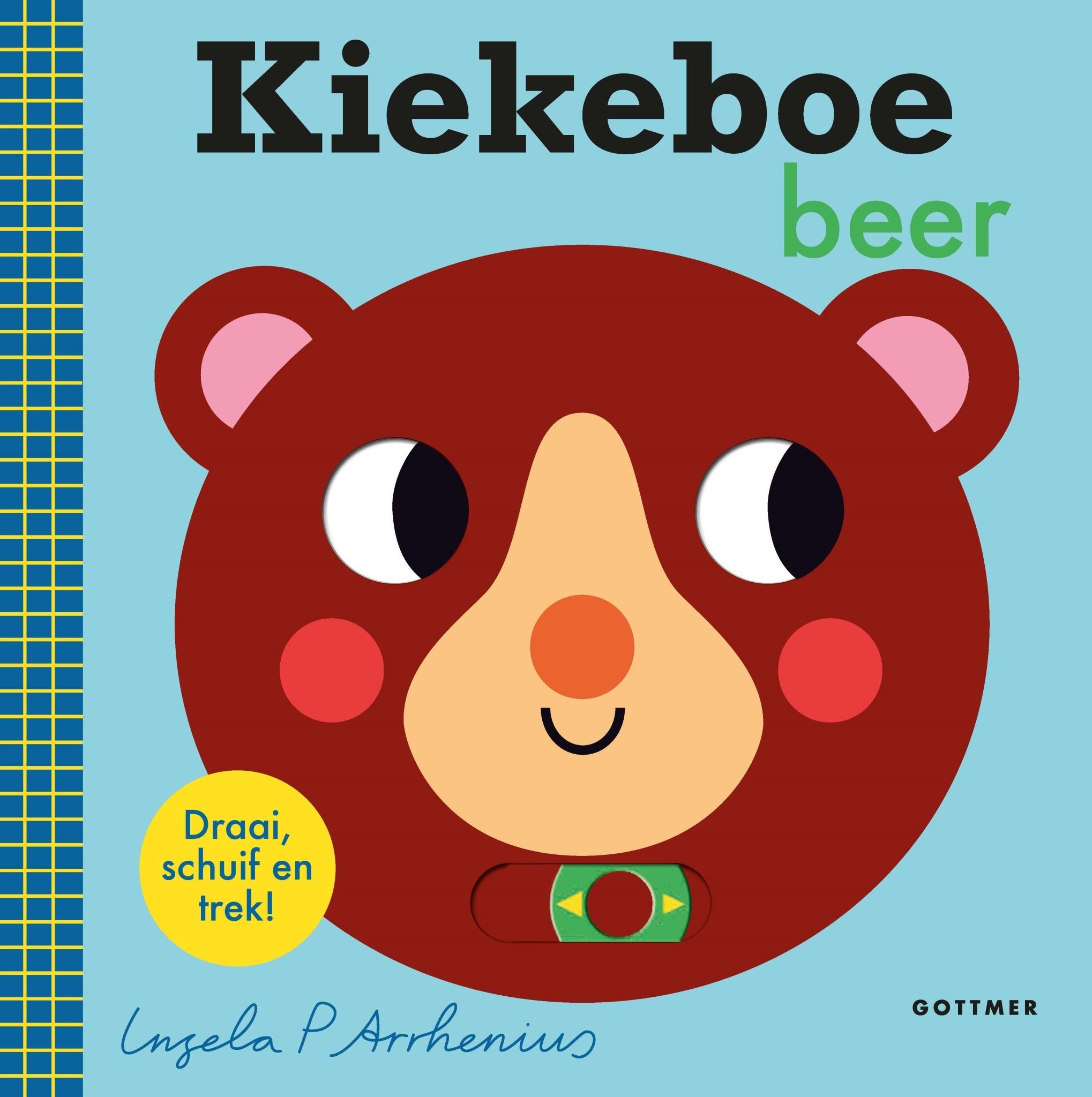 Boek- kiekeboe beer-1