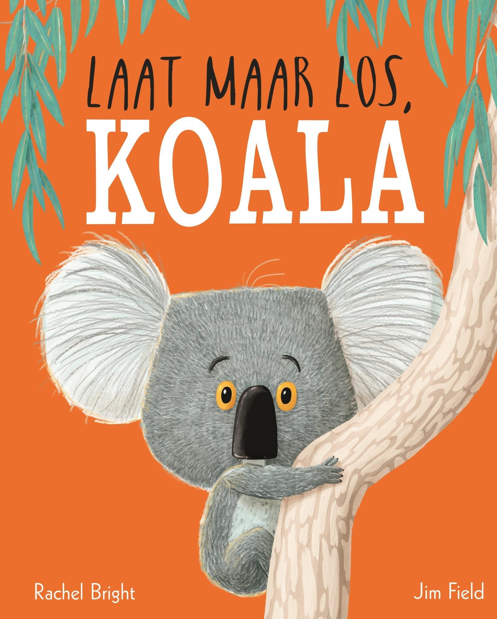 Boek- laat maar los, koala-1