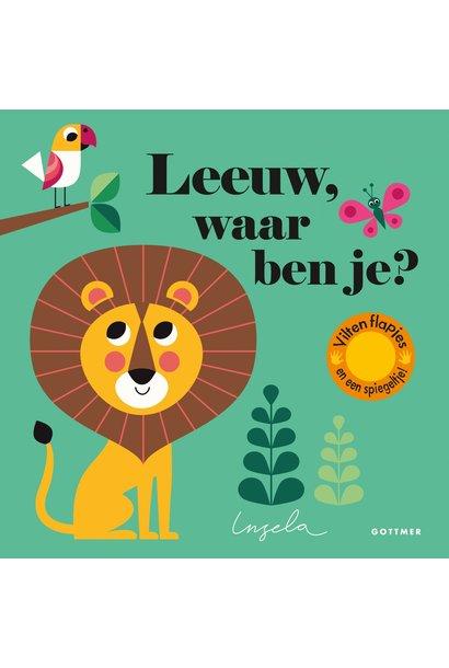 Boek- leeuw, waar ben je?