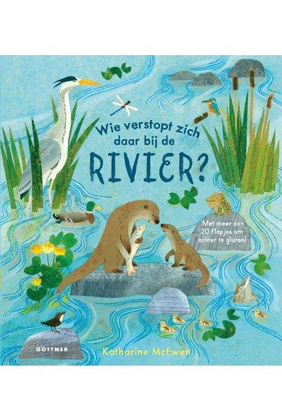 Boek- wie verstopt zich daar bij de rivier?