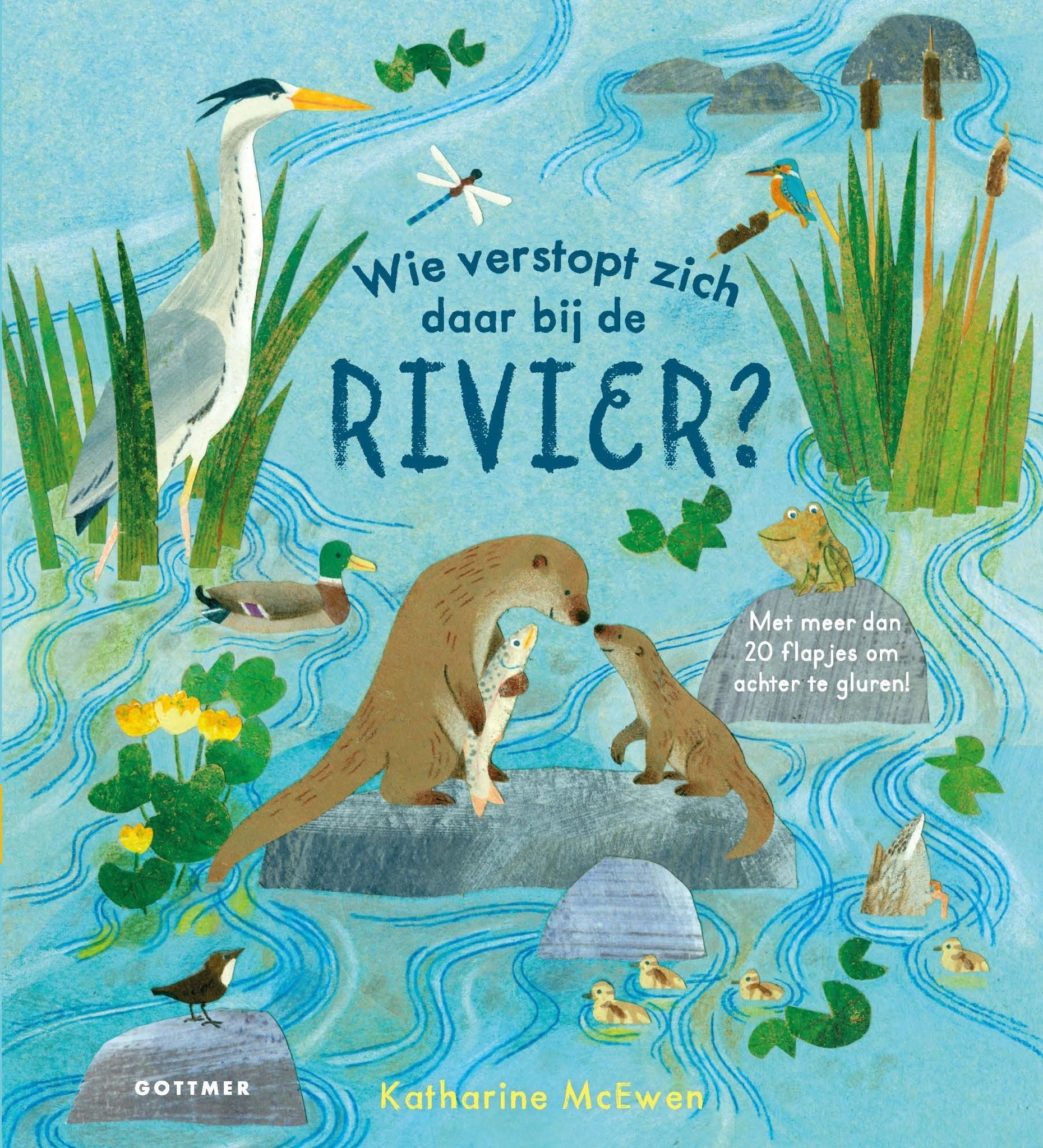 Boek- wie verstopt zich daar bij de rivier?-1