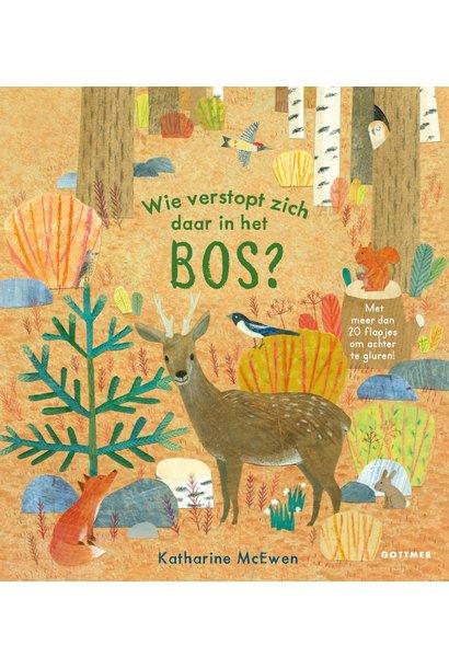 Boek- wie verstopt zich daar in het bos?