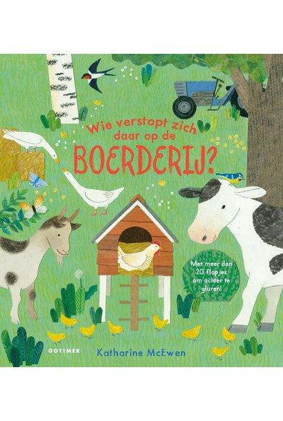 Boek- wie verstopt zich daar op de boerderij?