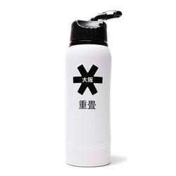 Kuro Aluminium Waterbottle 2.0  White /Black