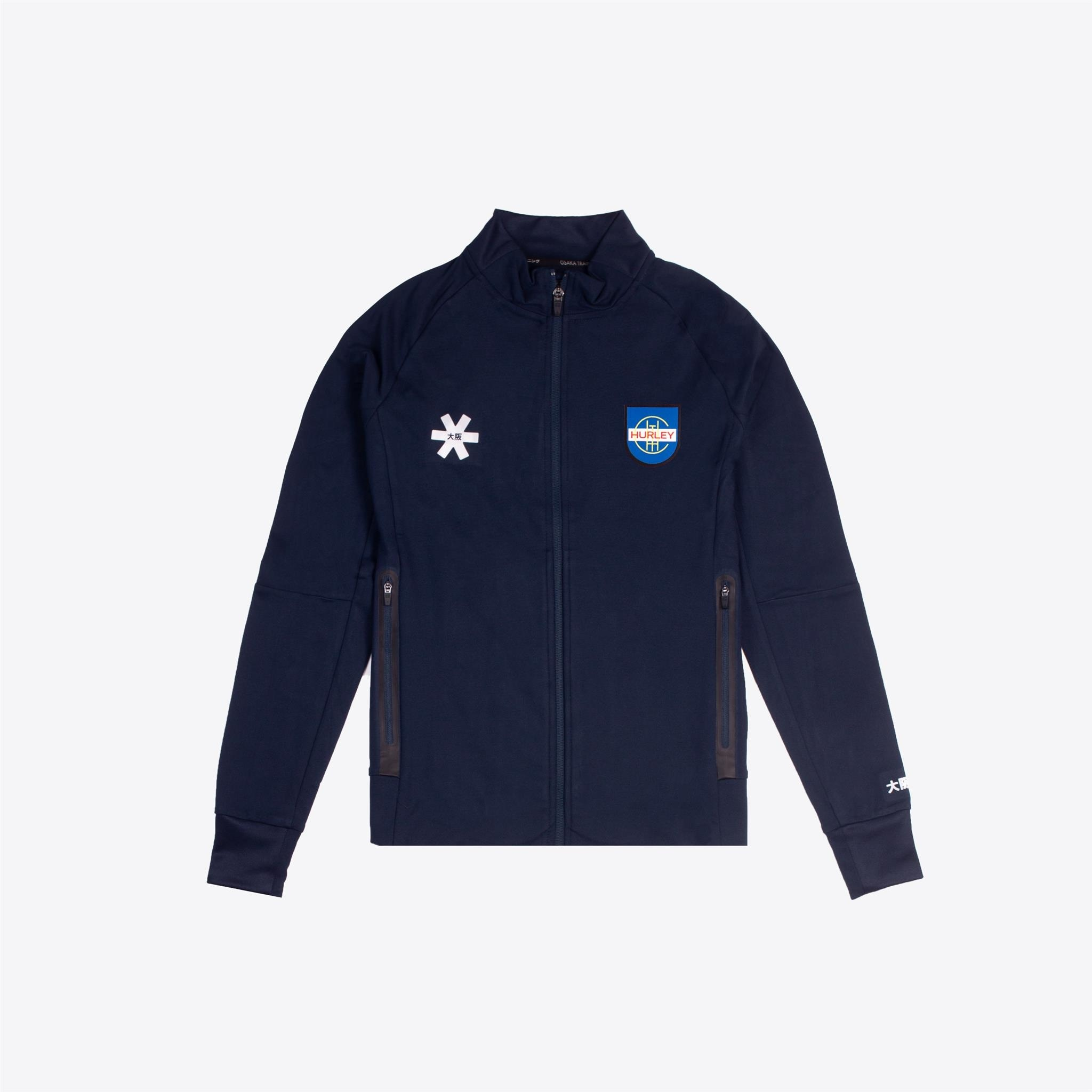 Hurley track jacket Men
