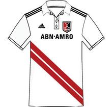 AH&BC ABN Shirt Jeugd Jongens Thuis T19  (ABN AMRO)
