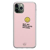 Telefoonhoesje Store iPhone 11 Pro siliconen hoesje - I'm cool