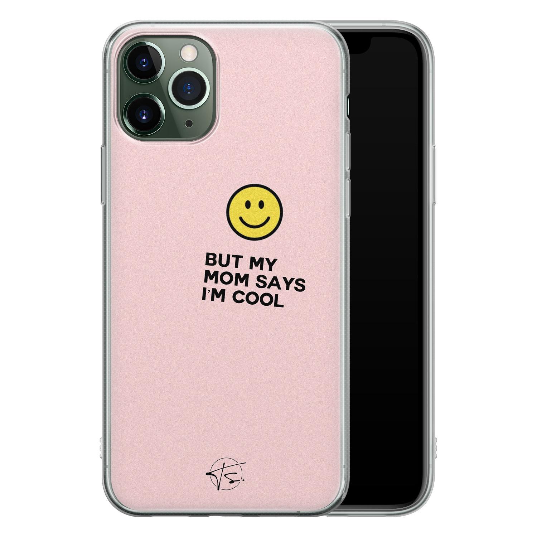 Telefoonhoesje Store iPhone 11 Pro Max siliconen hoesje - I'm cool