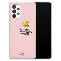 Telefoonhoesje Store Samsung Galaxy A32 4G siliconen hoesje - I'm cool