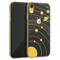 Telefoonhoesje Store iPhone XR siliconen hoesje - Universe space