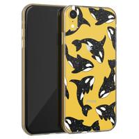 Telefoonhoesje Store iPhone XR siliconen hoesje - Orka
