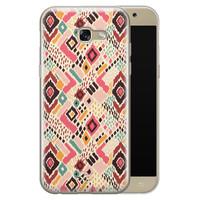 Telefoonhoesje Store Samsung Galaxy A5 2017 siliconen hoesje - Boho vibes