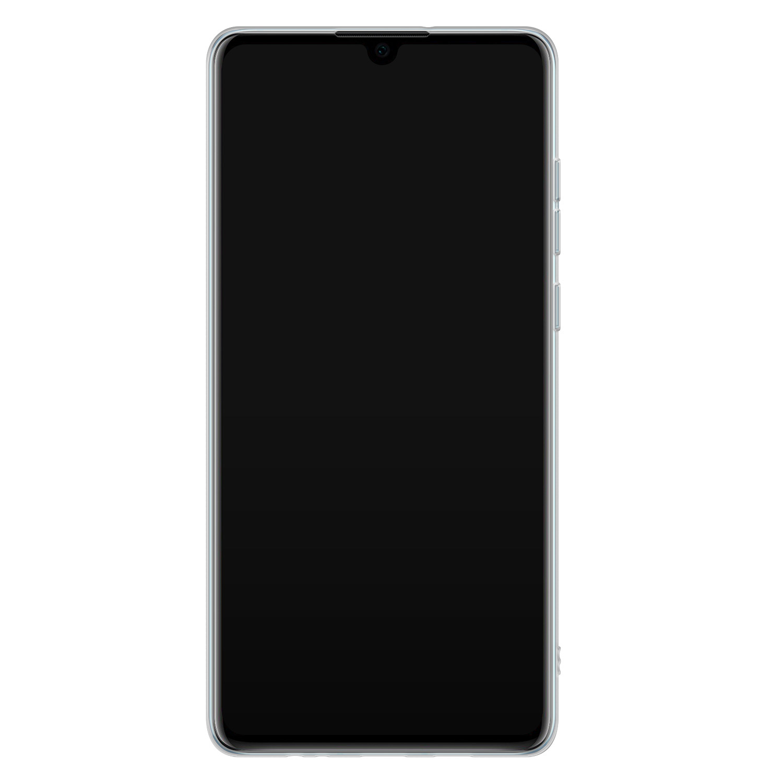 Telefoonhoesje Store Huawei P30 siliconen hoesje - Orka