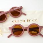 Grech & Co Zonnebril - Burlwood