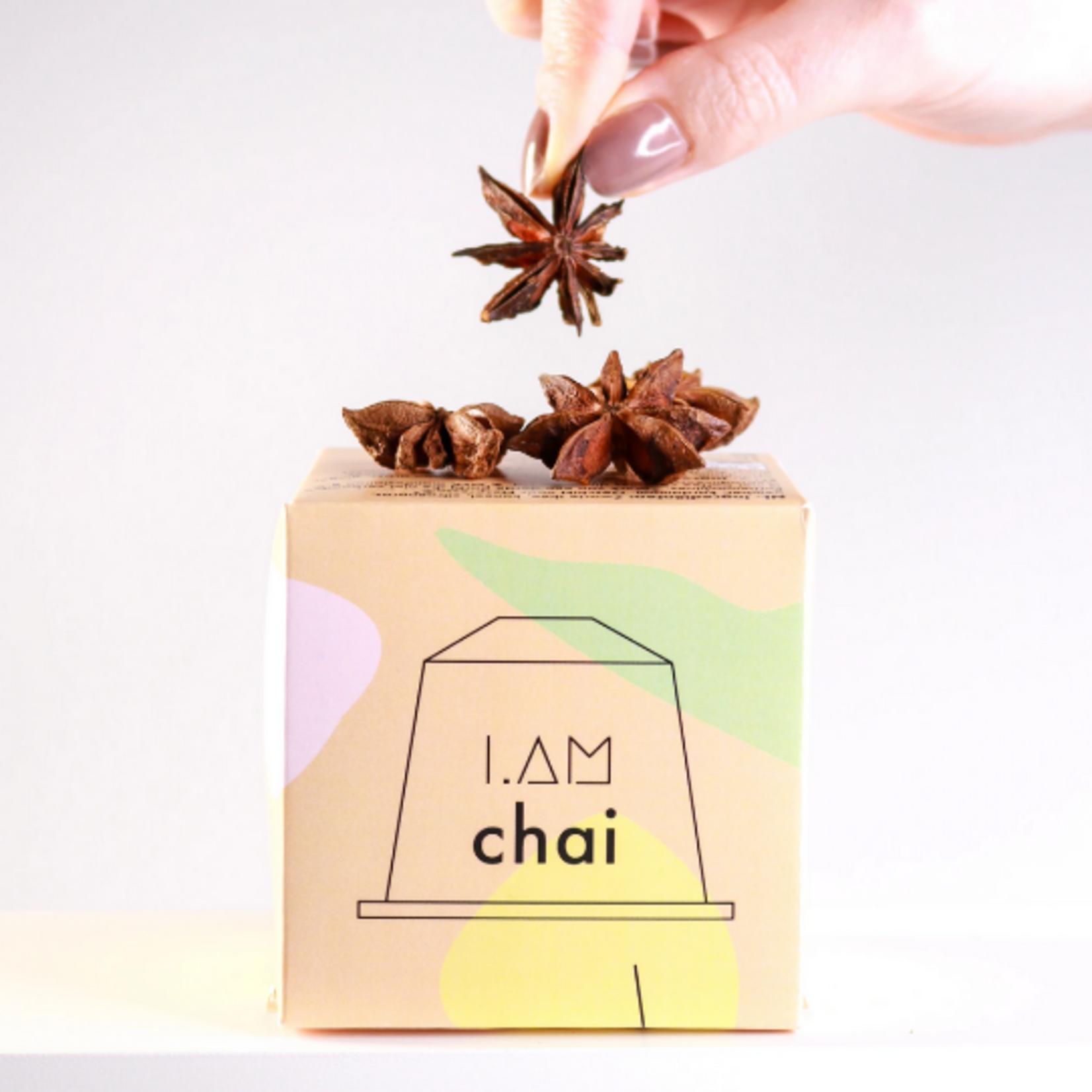 I.AM.CAPS I.AM.CAPS | Chai